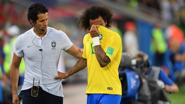 Neymar kiến tạo, Brazil có lần thứ 13 liên tiếp vào vòng knock-out World Cup 2018 - Ảnh 5.