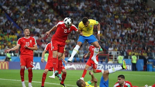 Neymar kiến tạo, Brazil có lần thứ 13 liên tiếp vào vòng knock-out World Cup 2018 - Ảnh 4.