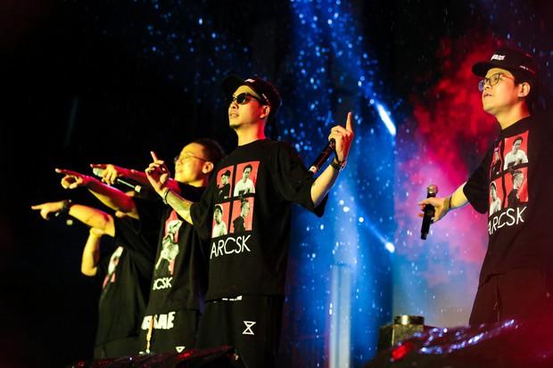 Da LAB tung MV Luôn Là Mình ghi lại quá trình thực hiện show ở TP HCM - Ảnh 2.