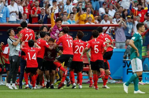 Cư dân mạng Hàn Quốc bày tỏ niềm vui khi đội nhà đánh bại đương kim vô địch World Cup - Ảnh 1.