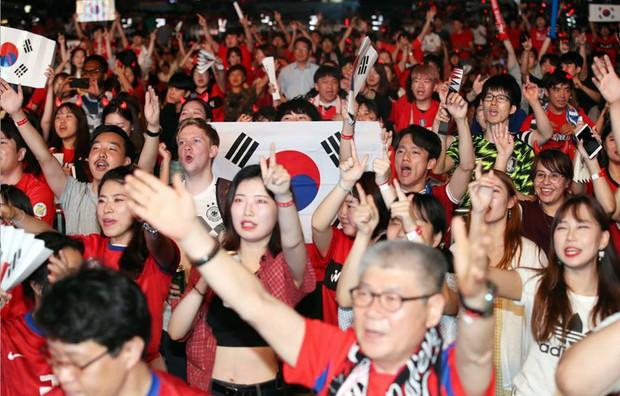 Cư dân mạng Hàn Quốc bày tỏ niềm vui khi đội nhà đánh bại đương kim vô địch World Cup - Ảnh 6.