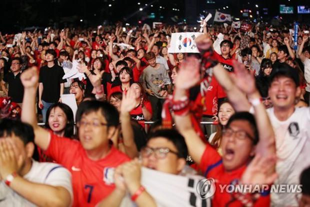 Cư dân mạng Hàn Quốc bày tỏ niềm vui khi đội nhà đánh bại đương kim vô địch World Cup - Ảnh 4.