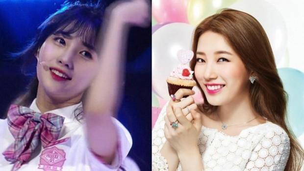 Xem hình thí sinh Produce 48 mà cứ ngỡ Suzy, Irene, Sunmi... đi thi - Ảnh 2.