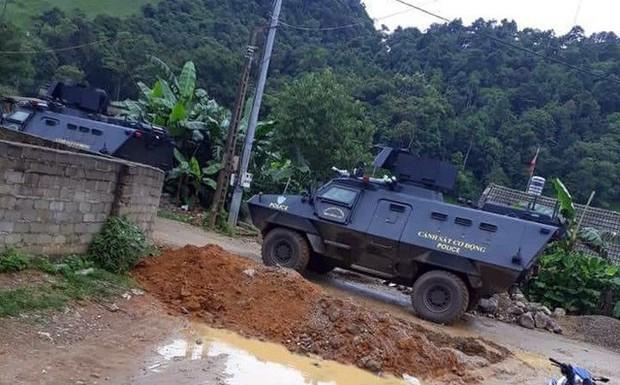 Chủ tịch xã kể về hành trình cảnh sát dùng xe bọc thép vây bắt tội phạm trốn nã ở Sơn La - Ảnh 1.