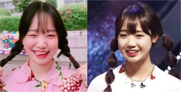 Xem hình thí sinh Produce 48 mà cứ ngỡ Suzy, Irene, Sunmi... đi thi - Ảnh 13.