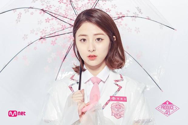 Xem hình thí sinh Produce 48 mà cứ ngỡ Suzy, Irene, Sunmi... đi thi - Ảnh 17.