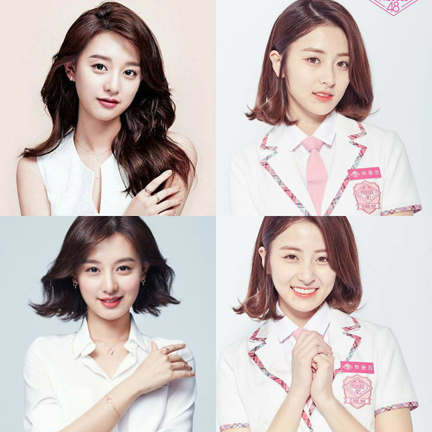 Xem hình thí sinh Produce 48 mà cứ ngỡ Suzy, Irene, Sunmi... đi thi - Ảnh 18.
