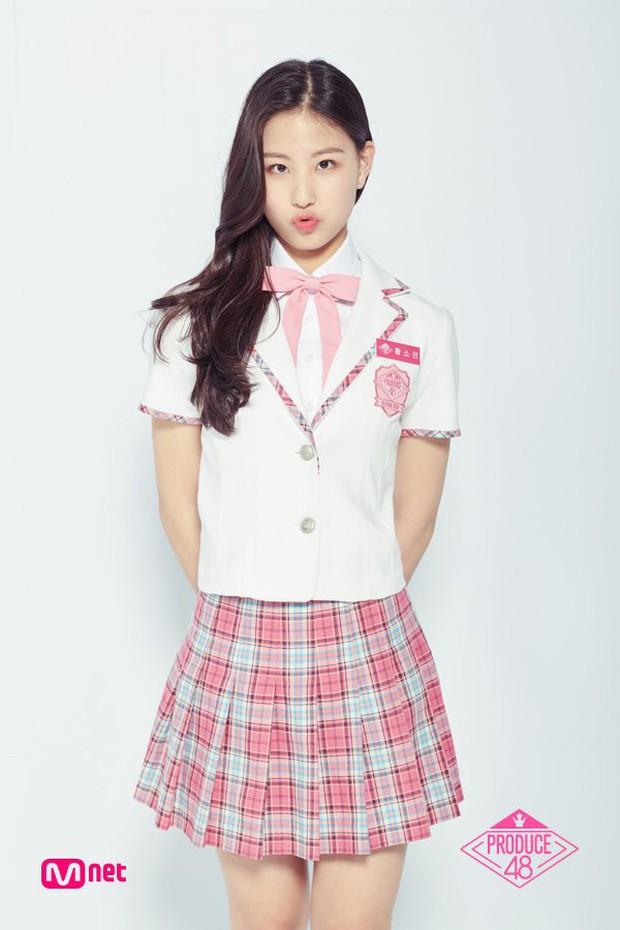 Xem hình thí sinh Produce 48 mà cứ ngỡ Suzy, Irene, Sunmi... đi thi - Ảnh 25.