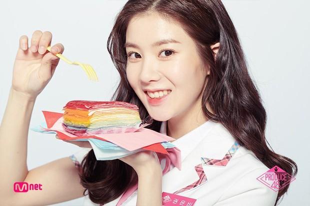 Xem hình thí sinh Produce 48 mà cứ ngỡ Suzy, Irene, Sunmi... đi thi - Ảnh 5.