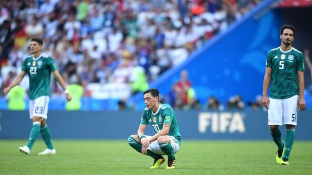 Nhìn cầu thủ Đức thi đấu mới hiểu rằng áp lực trong bóng đá có thể giết chết đẳng cấp thế giới - Ảnh 5.