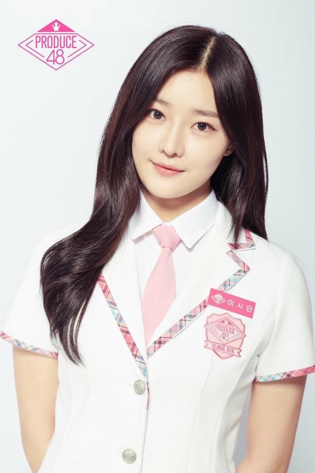 Xem hình thí sinh Produce 48 mà cứ ngỡ Suzy, Irene, Sunmi... đi thi - Ảnh 8.