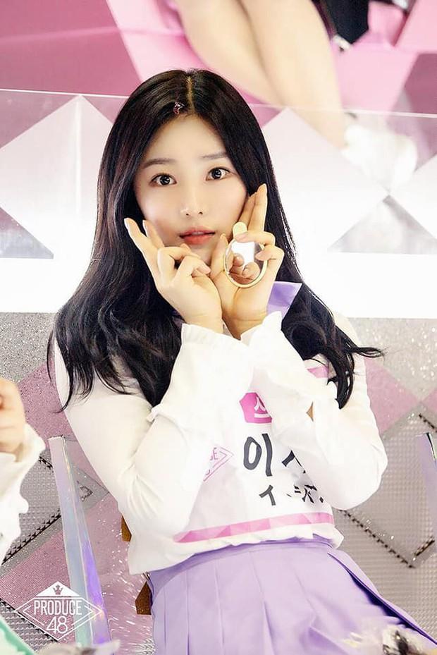 Xem hình thí sinh Produce 48 mà cứ ngỡ Suzy, Irene, Sunmi... đi thi - Ảnh 10.