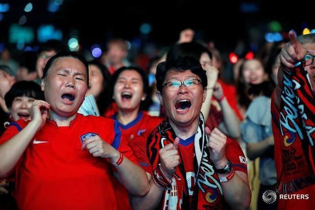 Cư dân mạng Hàn Quốc bày tỏ niềm vui khi đội nhà đánh bại đương kim vô địch World Cup - Ảnh 5.