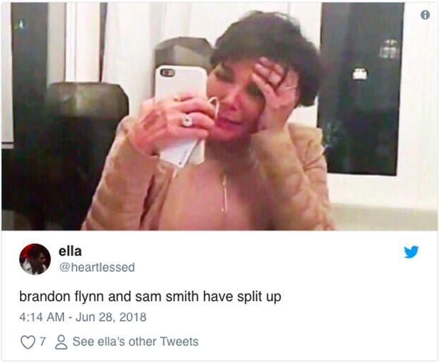 Sam Smith và mỹ nam 13 Reasons Why làm triệu trái tim tan vỡ khi chia tay sau 9 tháng hẹn hò - Ảnh 6.