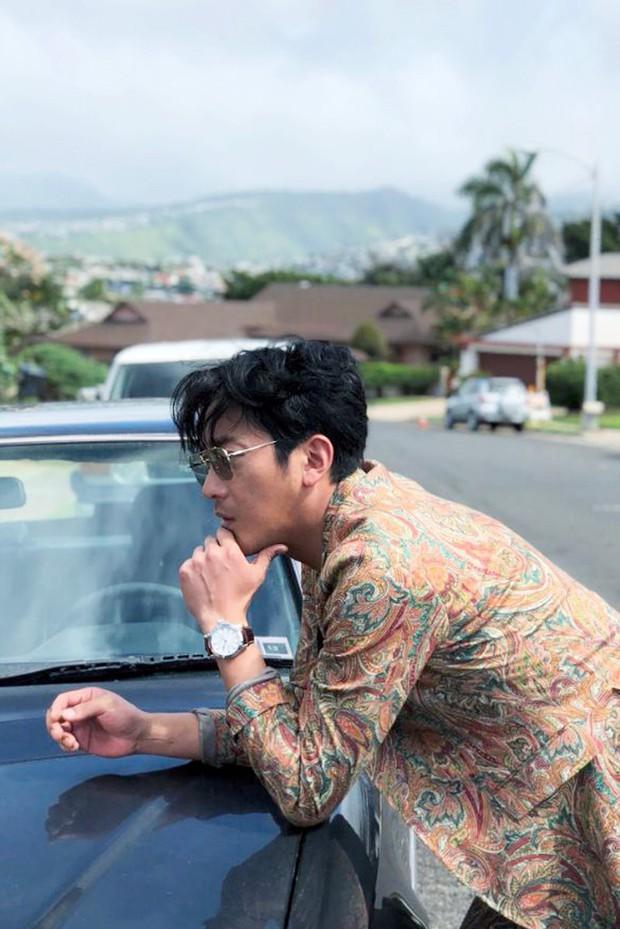 Hình hậu trường khó tin của 3 ông chú độc thân hấp dẫn nhất xứ Hàn: Đẹp như phim, các tài tử trẻ còn phải chạy dài - Ảnh 17.