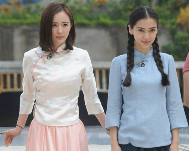 Angela Baby đọ sắc cùng loạt sao nữ đình đám tại Running Man Trung Quốc: Ai nhỉnh hơn? - Ảnh 9.