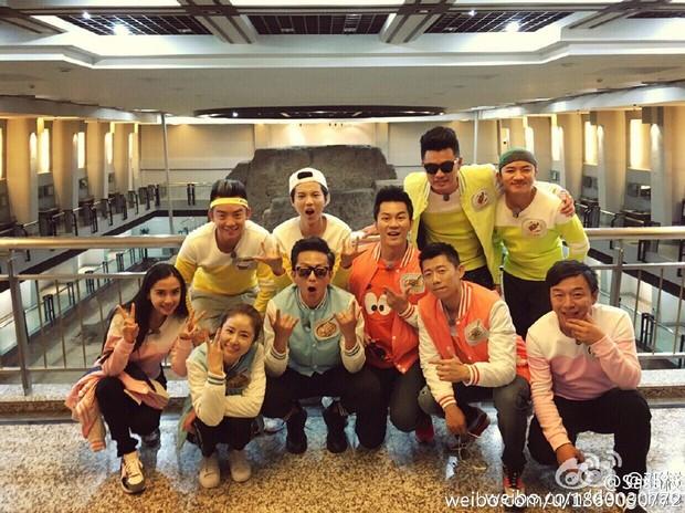 Angela Baby đọ sắc cùng loạt sao nữ đình đám tại Running Man Trung Quốc: Ai nhỉnh hơn? - Ảnh 7.