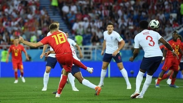 Đả bại Tam sư, Bỉ đụng Nhật Bản ở vòng knock-out World Cup - Ảnh 4.