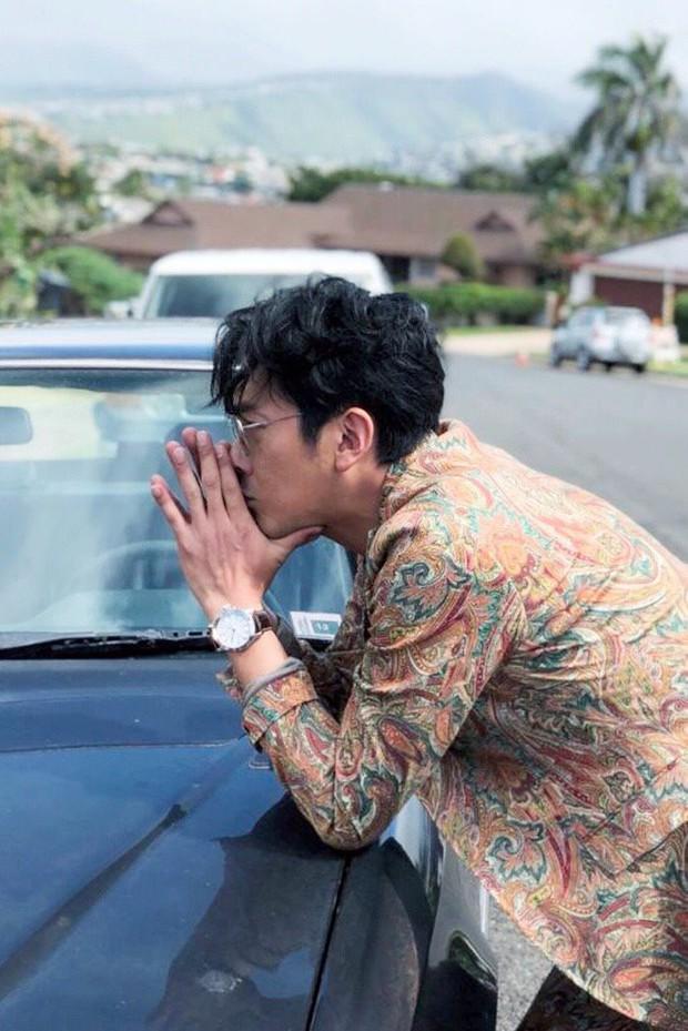 Hình hậu trường khó tin của 3 ông chú độc thân hấp dẫn nhất xứ Hàn: Đẹp như phim, các tài tử trẻ còn phải chạy dài - Ảnh 16.