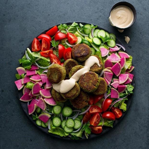 Gợi ý thực đơn giảm cân 7 ngày Eat Clean với 1200 calories/ngày - Ảnh 2.
