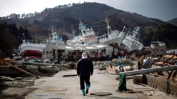 Bảy năm sau thảm họa sóng thần, thành phố ma Fukushima giờ đây trở thành tâm điểm du lịch tại Nhật Bản - Ảnh 2.
