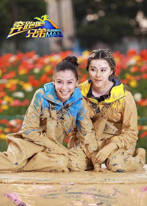 Angela Baby đọ sắc cùng loạt sao nữ đình đám tại Running Man Trung Quốc: Ai nhỉnh hơn? - Ảnh 4.