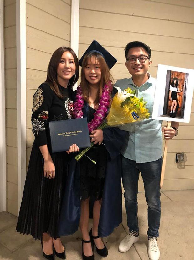 Hoa hậu Thu Hoài khoe ảnh tặng con gái hẳn một chiếc xế hộp tiền tỷ trong ngày tốt nghiệp - Ảnh 3.