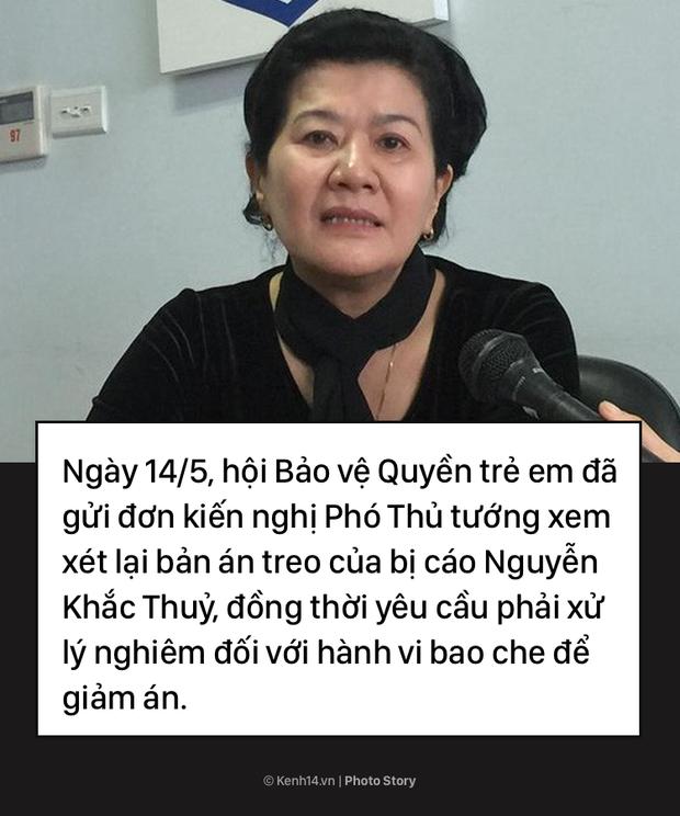 Vụ Nguyễn Khắc Thủy: Từ 18 tháng tù treo đến 3 năm tù tội dâm ô trẻ - Ảnh 9.