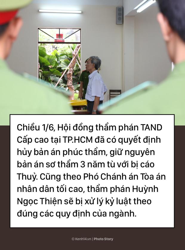Vụ Nguyễn Khắc Thủy: Từ 18 tháng tù treo đến 3 năm tù tội dâm ô trẻ - Ảnh 11.