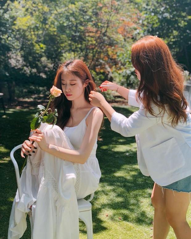Khoe phòng tập mới, Jiyeon (T-ara) sẽ comeback trước thềm sang Việt Nam hợp tác với ca sỹ Vpop? - Ảnh 1.