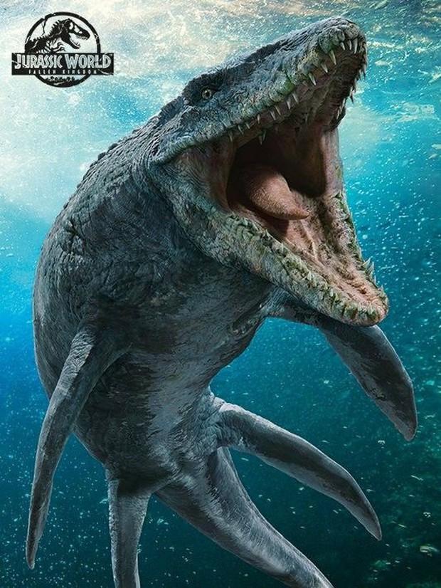 """Điểm mặt 7 loài khủng long bá đạo xuất hiện trong """"Jurassic World: Fallen Kingdom"""" - Ảnh 15."""
