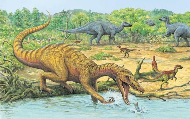 """Điểm mặt 7 loài khủng long bá đạo xuất hiện trong """"Jurassic World: Fallen Kingdom"""" - Ảnh 7."""