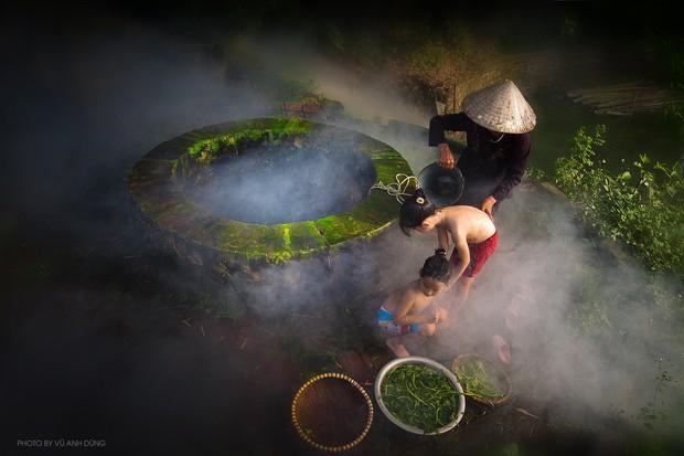 Bộ ảnh làng mạc Việt Nam trong lành mát rượi của một thầy giáo cấp 3 khiến dân tình ào ào về quê dịp cuối tuần - Ảnh 4.