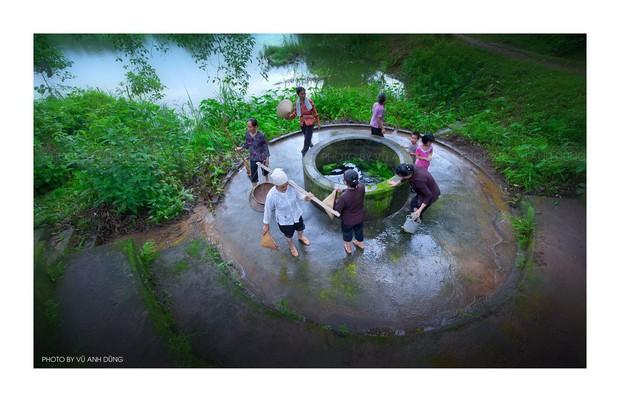 Bộ ảnh làng mạc Việt Nam trong lành mát rượi của một thầy giáo cấp 3 khiến dân tình ào ào về quê dịp cuối tuần - Ảnh 9.