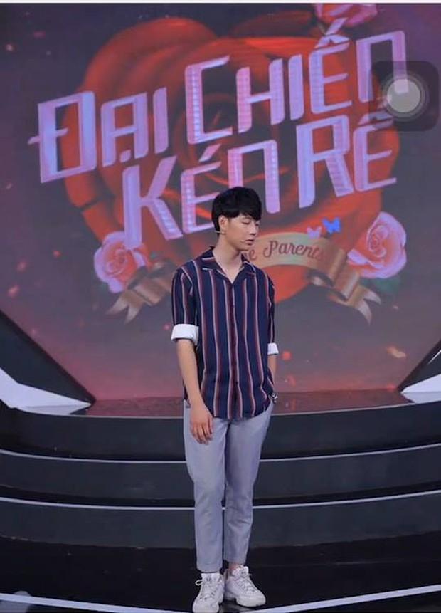 Vừa mới trở thành con rể quốc dân khi tham gia gameshow, hotboy trường Y đã bị tố không trung thực - Ảnh 2.