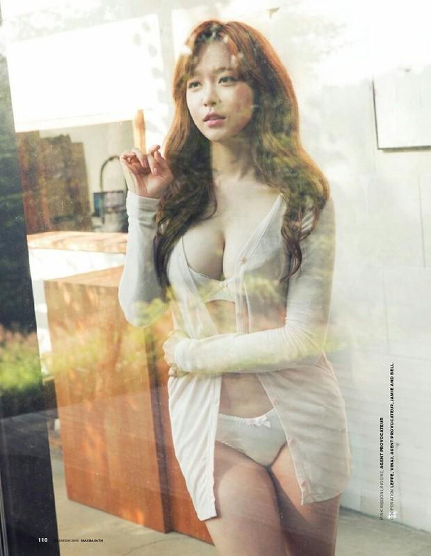 2 mỹ nhân Kbiz từng hẹn hò Son Heung Min đào hoa: Đẹp ngây thơ, body nóng bỏng ngạt thở nhưng đều có chung kết cục - Ảnh 20.