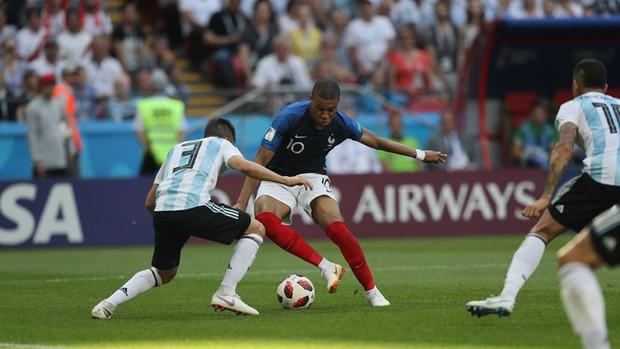 Mbappe hủy diệt Argentina trong trận cầu điên rồ, tiễn Messi khỏi World Cup 2018 - Ảnh 5.