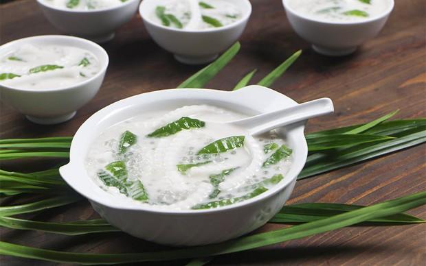Hà Nội cứ nóng kinh hoàng thế này thì hãy mau hạ hoả với những món ăn thanh mát từ lá nếp - Ảnh 4.