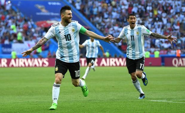 Một lần nữa, Messi đã không vượt qua được giới hạn của chính mình - Ảnh 1.