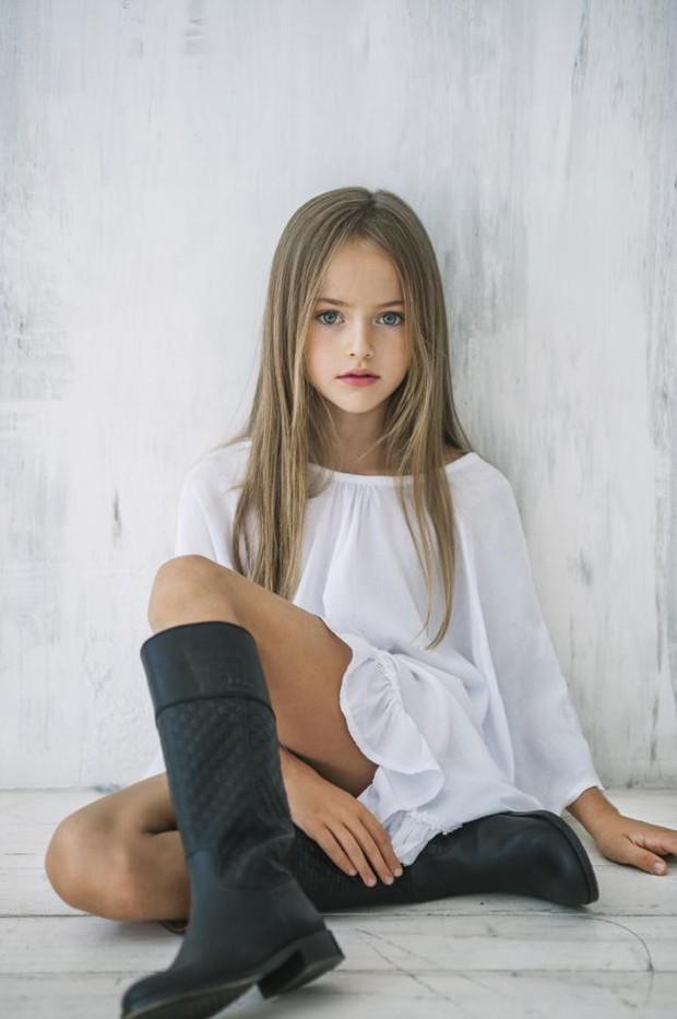 5 bé gái từng được mệnh danh là xinh đẹp nhất thế giới bây giờ ra sao? - Ảnh 1.