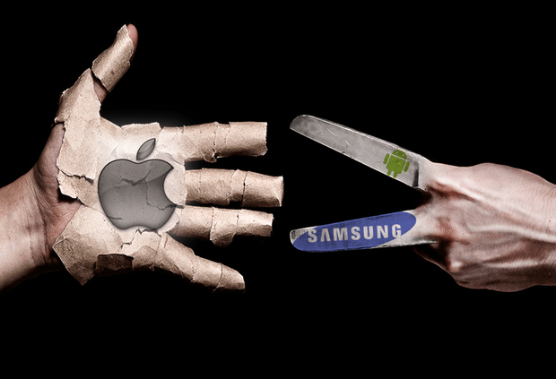 Cuối cùng Apple và Samsung cũng tạm dừng kiện nhau sau 7 năm ròng đấu đá không có hồi kết - Ảnh 1.