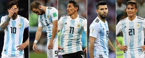 Gặp đối cứng cựa như Pháp, Messi phải tự mình gồng gánh Argentina - Ảnh 1.
