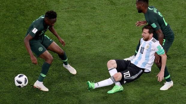 Gặp đối cứng cựa như Pháp, Messi phải tự mình gồng gánh Argentina - Ảnh 3.