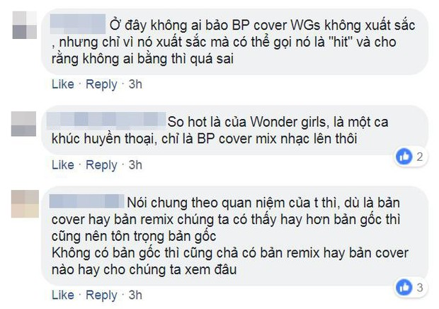 TWICE cover So Hot (Wonder Girls), bị fan Black Pink chê như tát nước đổ đi - Ảnh 11.