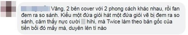 TWICE cover So Hot (Wonder Girls), bị fan Black Pink chê như tát nước đổ đi - Ảnh 13.
