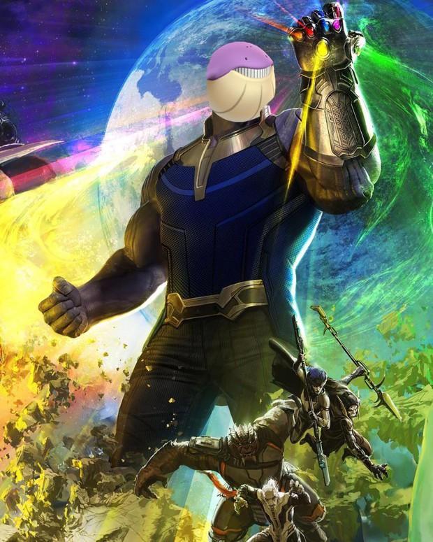 Cùng tím ngắt và sở hữu quả cằm chẻ, đây đích thị là anh em thất lạc phiên bản Pokemon của Thanos rồi! - Ảnh 5.