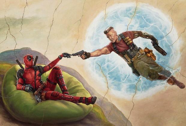 5 bựa phẩm meta nhây đến mắc mệt có trước cả Deadpool - Ảnh 1.
