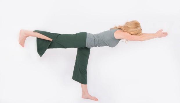 Mỗi ngày bỏ ra 7 phút, chẳng sợ stress với các động tác yoga này - Ảnh 5.