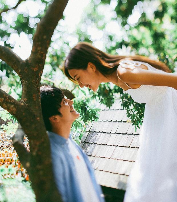 Không cần phải deep đâu, ảnh cưới cứ cười thả ga thế này trông mới dễ thương! - Ảnh 3.