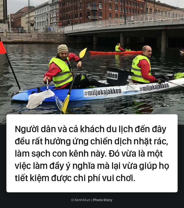 Đan Mạch: Nhặt đủ 1 thùng rác, du khách được thuê thuyền miễn phí - Ảnh 11.
